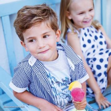 Летний сток детской европейской одежды оптом.